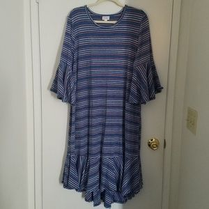 2xl Lularoe Maurine Dress